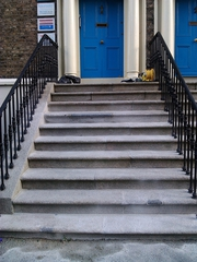 Granite/Marble Steps Repair – Restoration and Repointing,  Dublin.