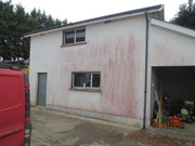 Exterior cleaning and refurbishment